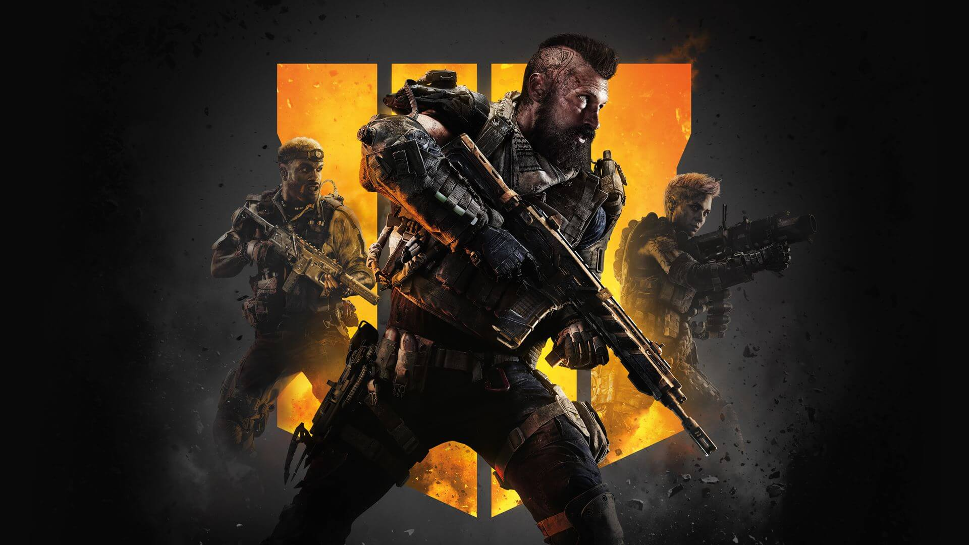 Treyarch reveals two more maps for Call of Duty : Black Ops 4