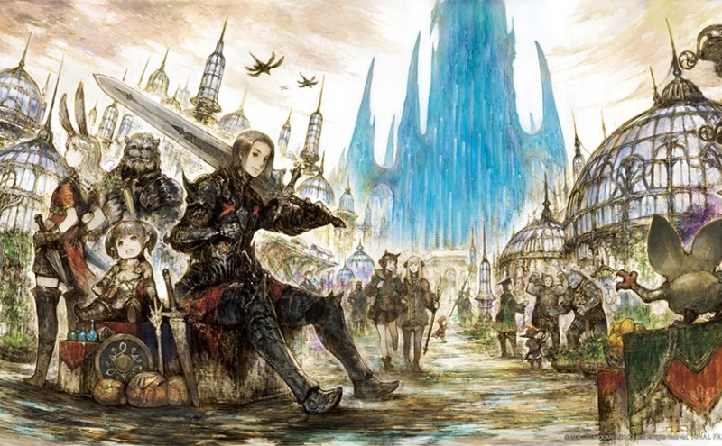 BECOME THE WARRIOR OF DARKNESS TODAY IN FINAL FANTASY XIV