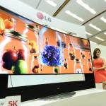 LG inova e lança TV 5K gigante mais barata que 4K de rival