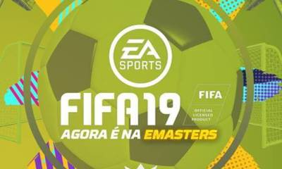 eMasters anuncia chegada de FIFA 19 na plataforma