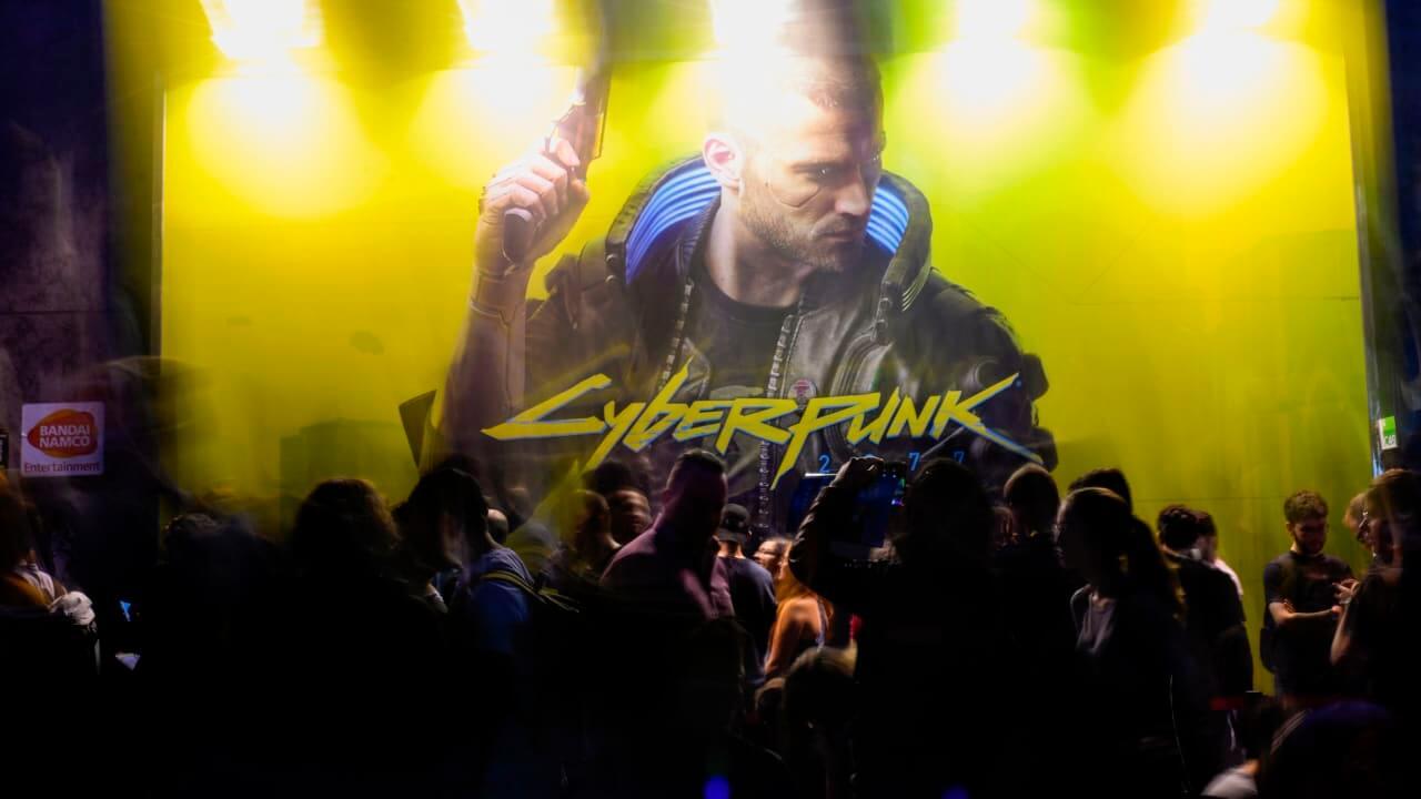 Cyberpunk 2077 - CD Project