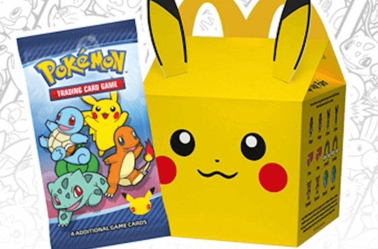 Die wertvollsten McDonald's Pokémon-Karten - GamingNewsTime - Die Besten  Gaming Nachrichten