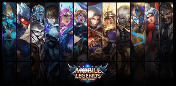 Best 3 multiplayer mobile games, mobile legends, mlbb