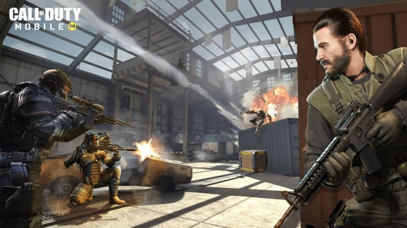 call of duty mobile release date, cod mobile release