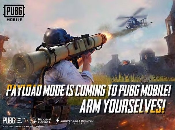 Payload mode pubg mobile, PUBG Mobile 0.15.0 Beta