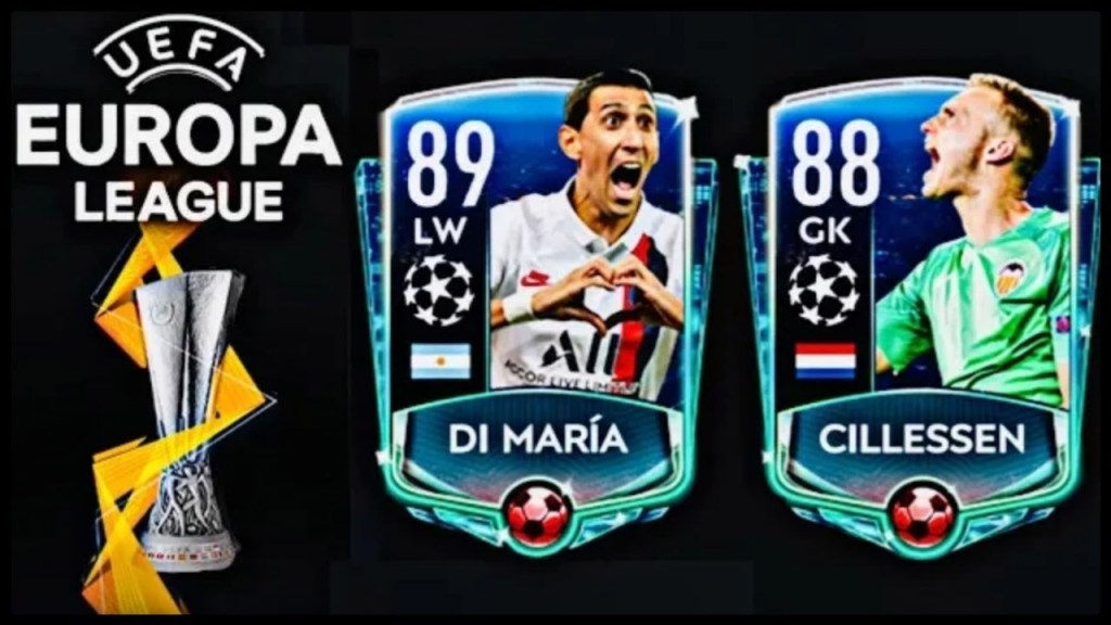 FIFA Mobile UCL and Europa event, fifa mobile, fifa mobile 20