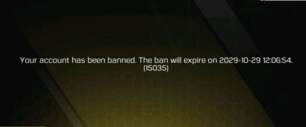 call of duty mobile account ban, codm banned