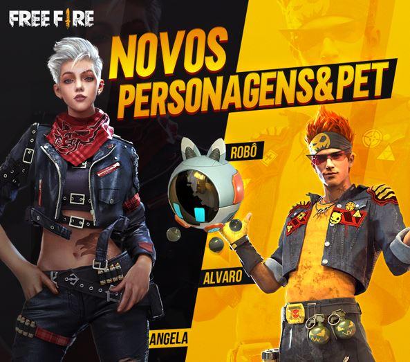 free fire december 2019 update