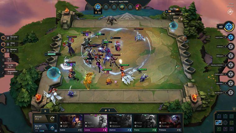Teamfight Tactics mobile beta: gameplay, TFT Mobile