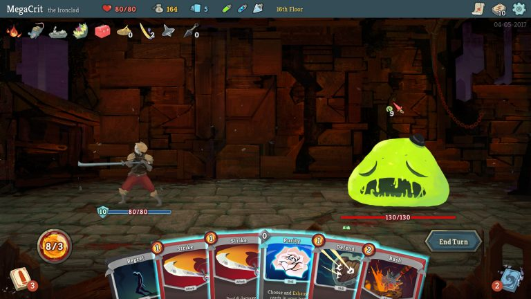 slay the spire gameplay