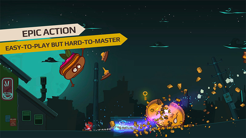 cookies must die by rebel twins epic action screenshot