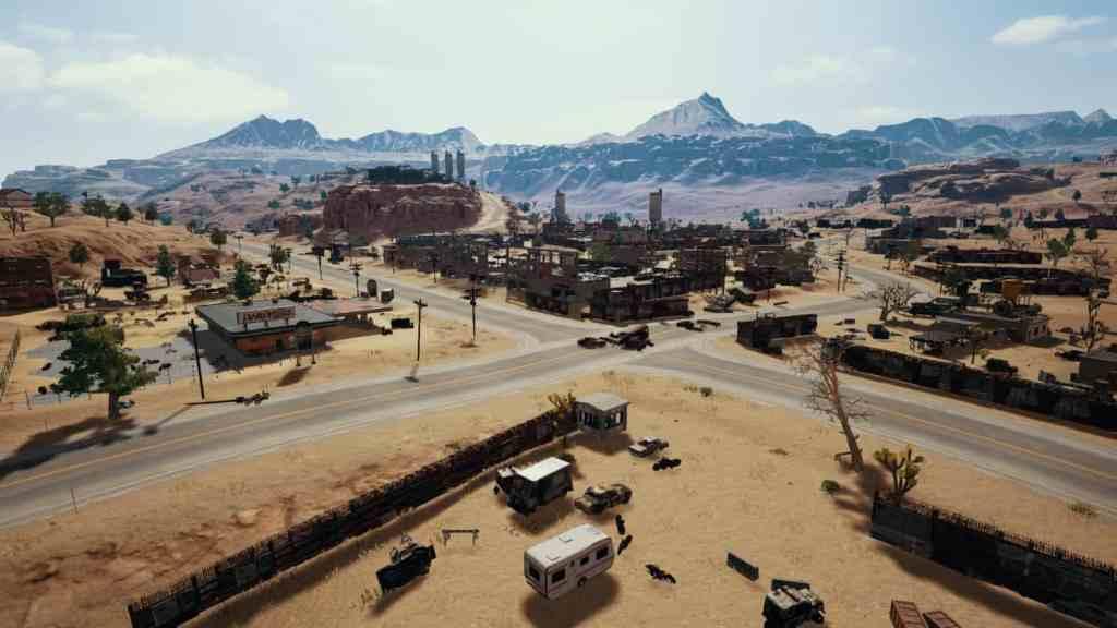 Monte Nuevo, Flare Gun in Miramar
