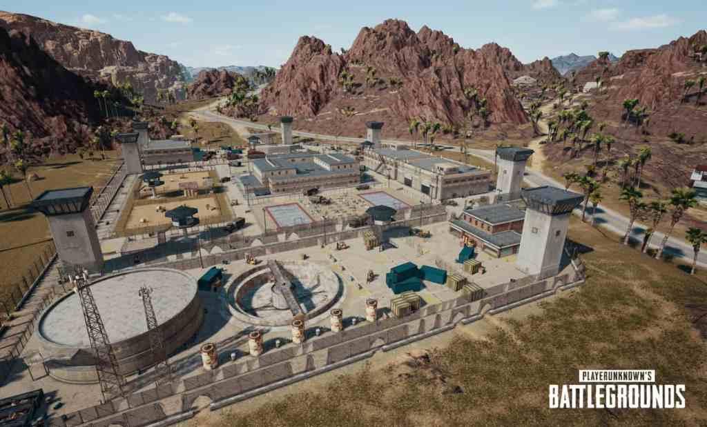 Prison, find Flare Gun on Miramar