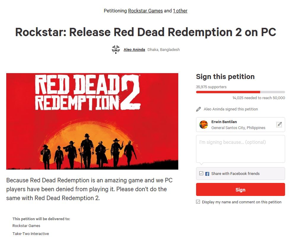 red-dead-redemption-petition