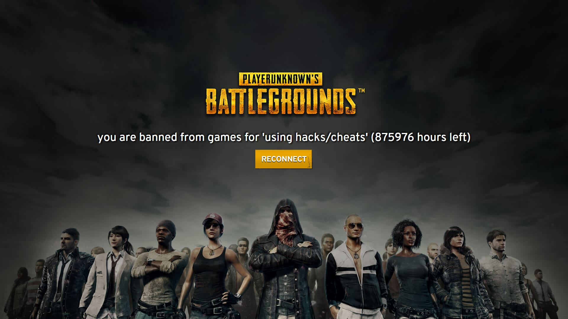 PUBG Gives You 100 Years to Unlock Your Banned Account – GamingPH com