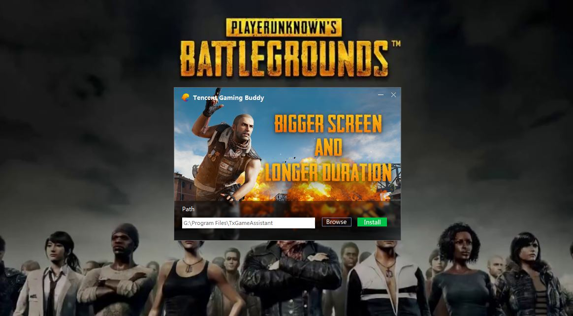 Tencent Release An Official Pubg Mobile Emulator For Pc Gamingph Com
