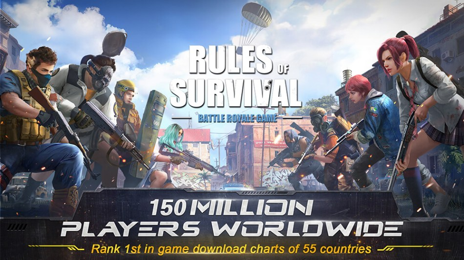 Rules of Survival Font Download (ROS) – GamingPH com