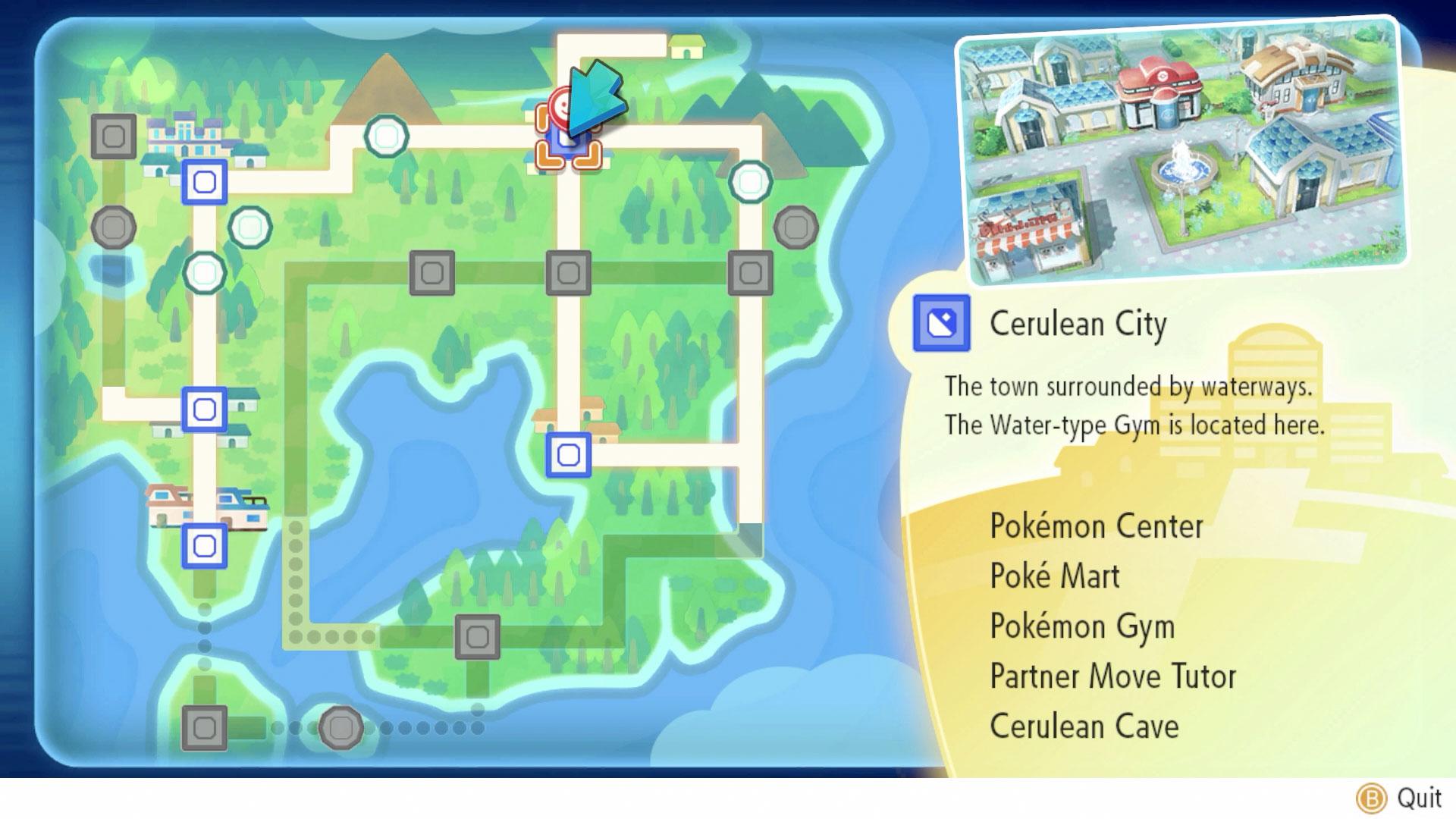 All Pokemon Map Location In Pokemon Let S Go Pikachu Eevee