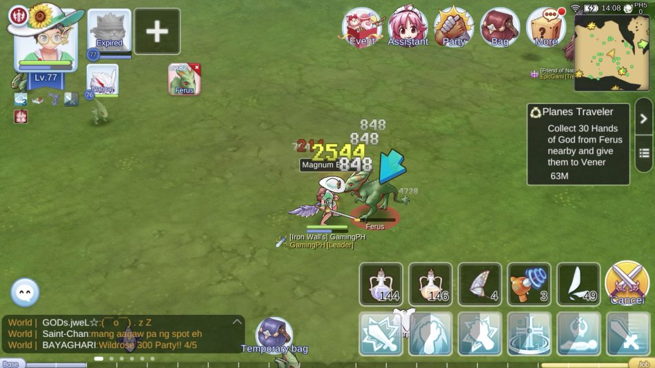 How to Get Skill Reset Rod and Eternal Rock from Quest – GamingPH com