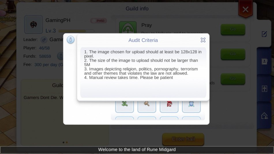 How to Change Guild Emblems (Icon) for Ragnarok M Eternal Love