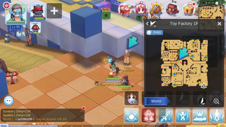 How to Get Gift of Krampus Quest (Collectibles), Toy Factory