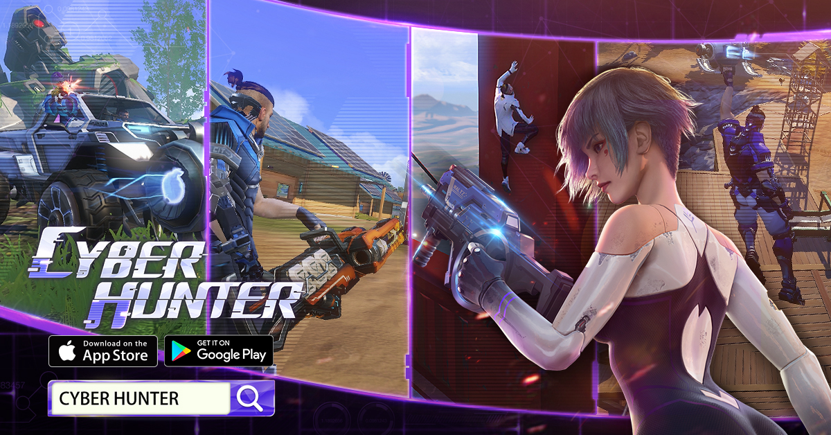 Image result for What is Cyber Hunter?