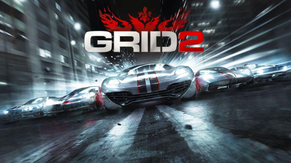 Grid 2 | Humble Store oferece game de graça com duas pistas bônus