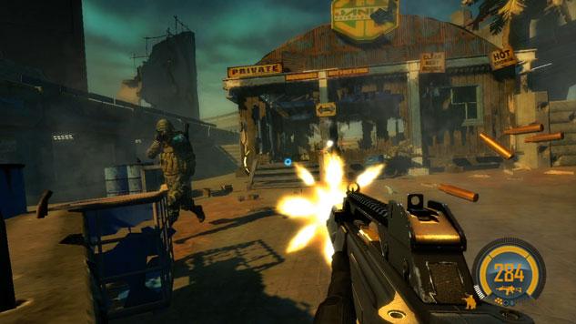 Bodycount: O Shooter Da Codemasters