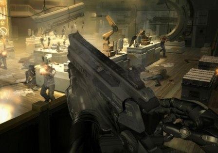 Deus Ex: Human Revolution Requisitos