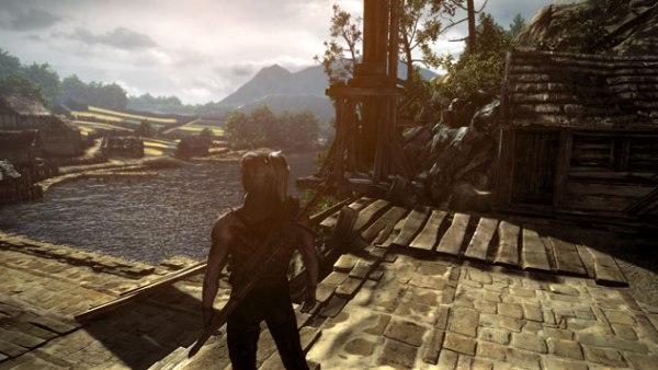 The Witcher 2 Screenshot