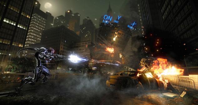 Remoção De Crysis 2 Foi Decisão Da Steam