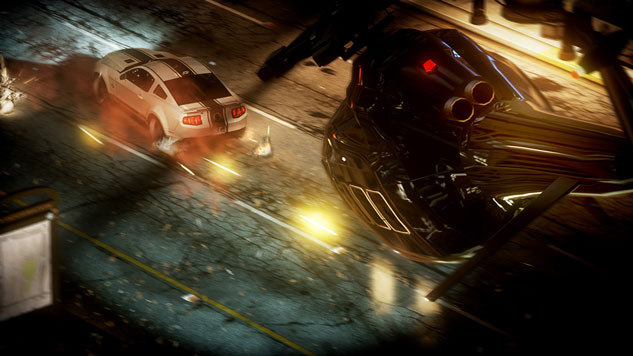 E3 2011 - Need For Speed: The Run
