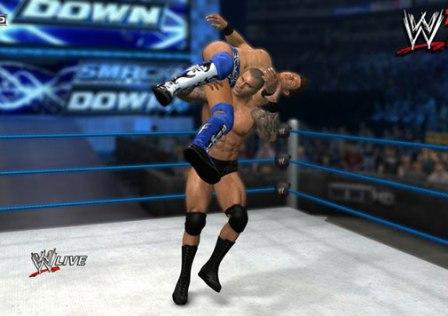 WWE 12: O Wrestling Volta em Grande Aos Videojogos?