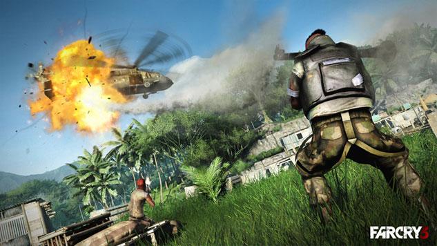 Far Cry 3: Checkpoints e Armas Encravadas De Volta?