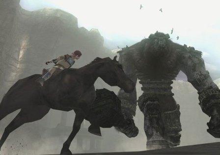 Ico e Shadow of the Colossus Em HD