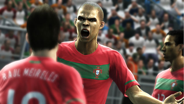 PES 2012: Controlar Dois Jogadores Simultaneamente