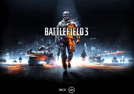 Battlefield 3 Não Estará Disponível no Steam