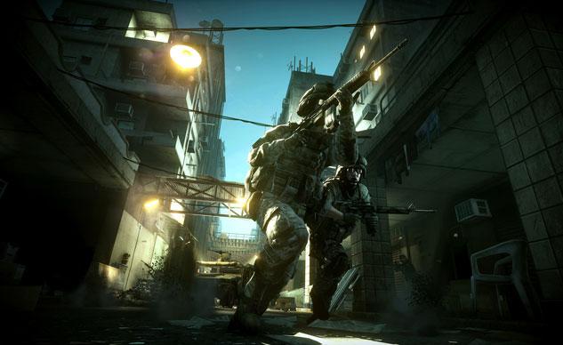 Battlefield 3: Team Deathmatch 24 Jogadores
