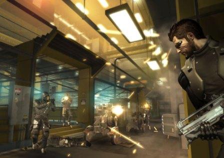 Deus EX Human Revolution: Primeiras Impressões