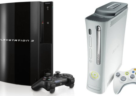 Xbox 360 Domina Vendas e Sony Lança PS3 Branca