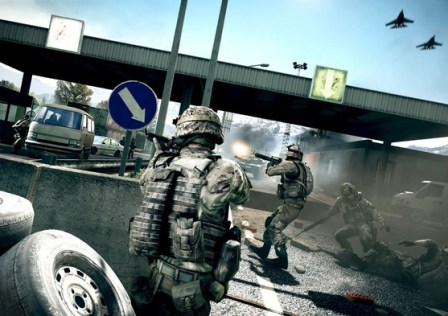 Battlefield 3 Beta: Um Sucesso Até Agora