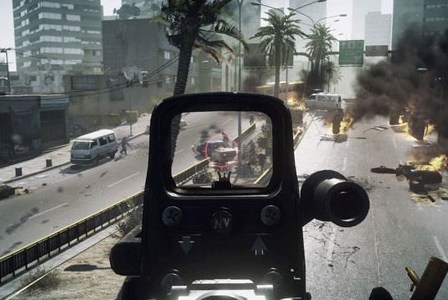 Battlefield 3 Oferece Mais Do Que Modern Warfare 3
