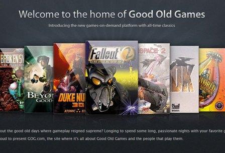Good Old Games Prepara Mudanças