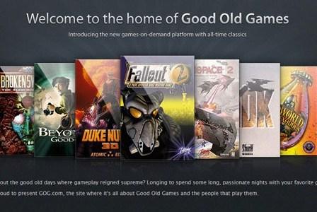 GOG.com Não Se Preocupa Com a Pirataria