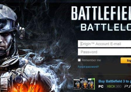 Battlefield 3:Problemas Com Battlelog na PS3 Confirmados