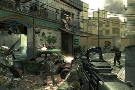 Modern Warfare 3 Bate Recordes de Pré-Compras