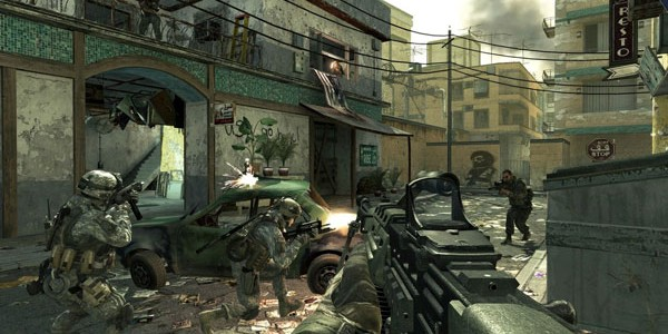 Call Of Duty: Modern Warfare 3 Já Chegou