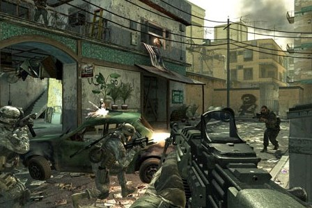 Call Of Duty: Modern Warfare 3 Já Chegou