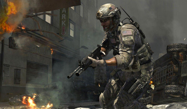 Modern Warfare 3: 900 Milhões em Menos De Uma Semana