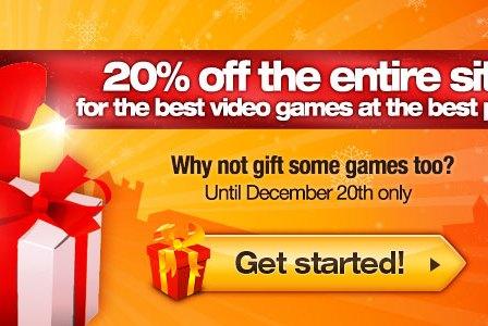 Gamesplanet: Aproveita as Mega-Promoções De Natal